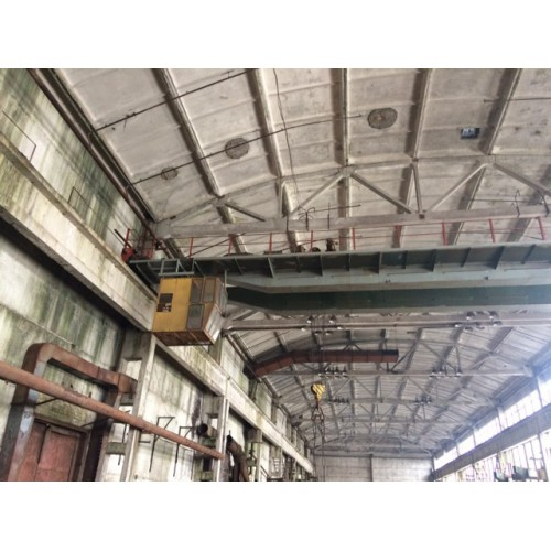 Кран мостовой г/п 10 т, пролётом 22,5 м